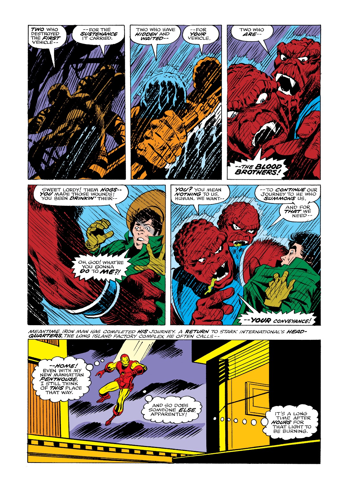 Read online Marvel Masterworks: The Invincible Iron Man comic -  Issue # TPB 11 (Part 2) - 63