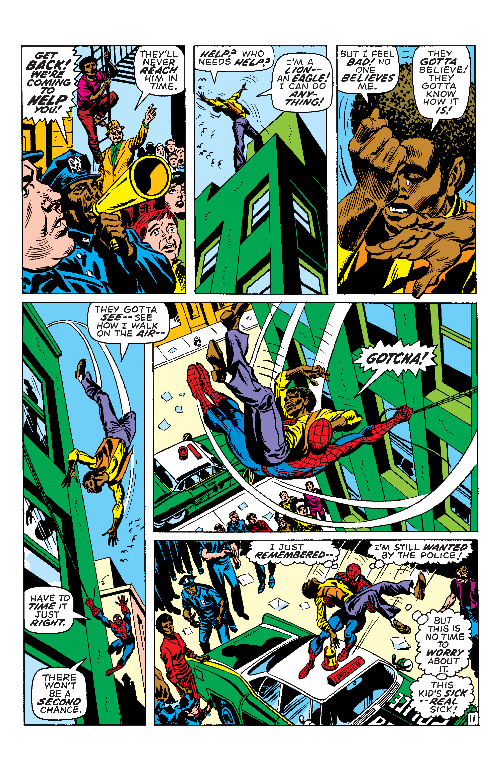 The Amazing Spider-Man (1963) 96 Page 11