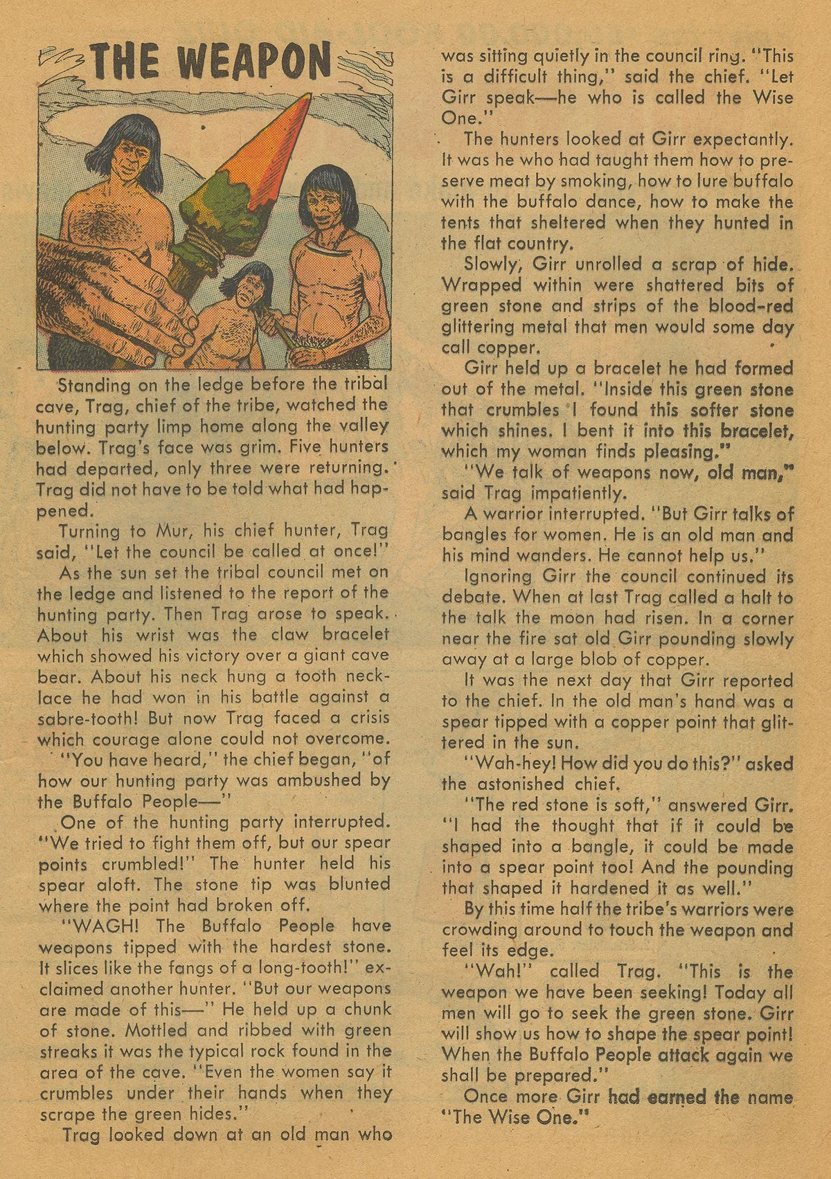 Read online Turok, Son of Stone comic -  Issue #26 - 17