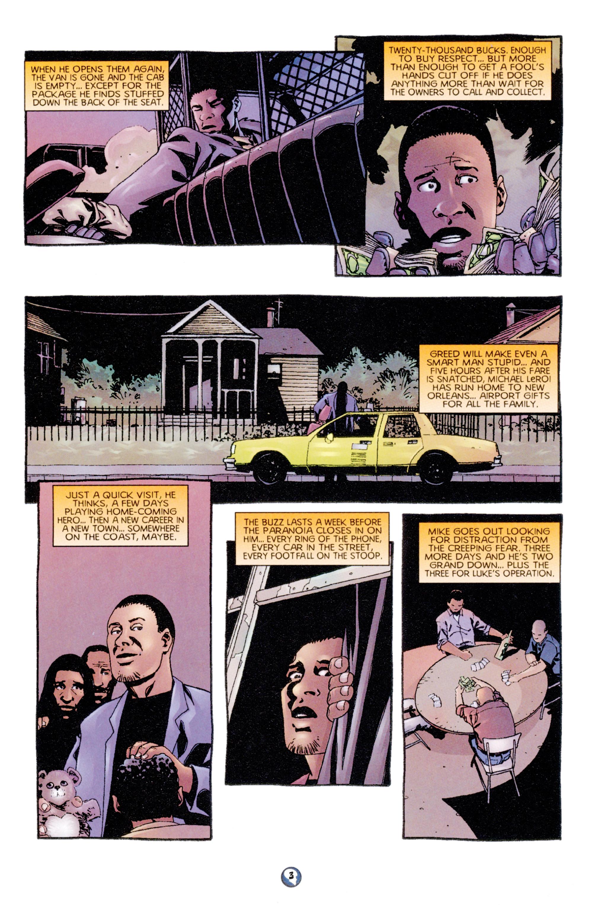 Read online Shadowman (1997) comic -  Issue #7 - 4