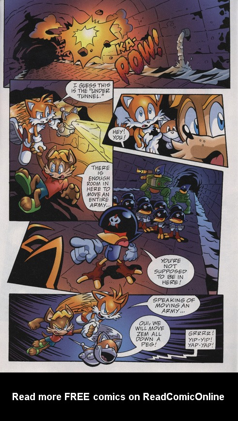 Read online Sonic Universe comic -  Issue #19 - 13