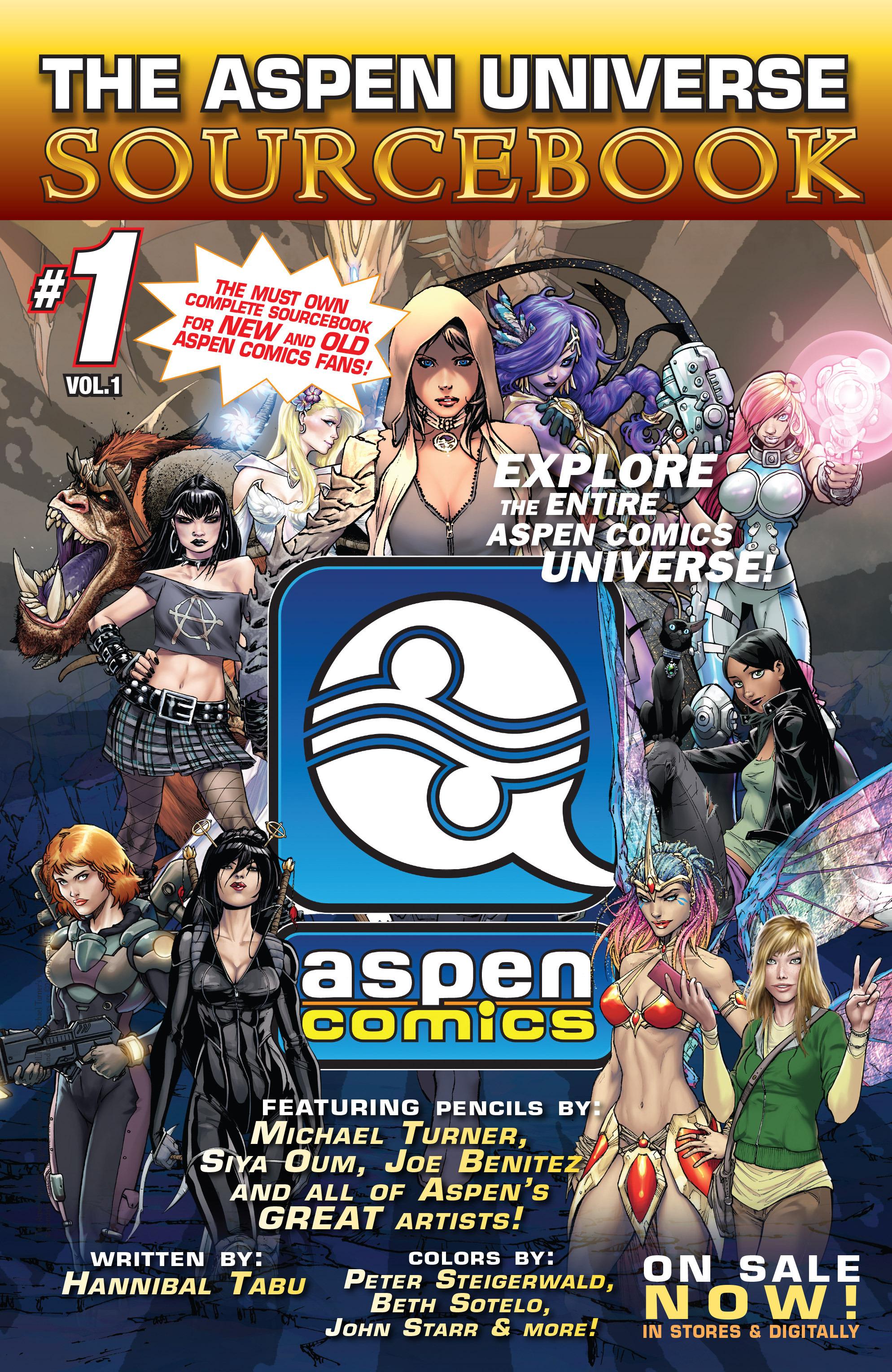 Read online Aspen Universe: Revelations comic -  Issue #2 - 27