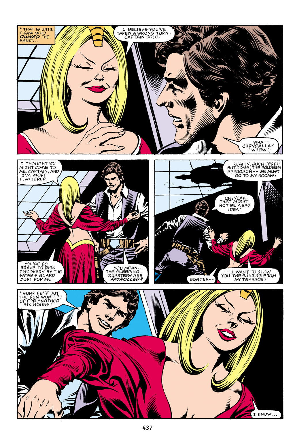 Read online Star Wars Omnibus comic -  Issue # Vol. 16 - 429