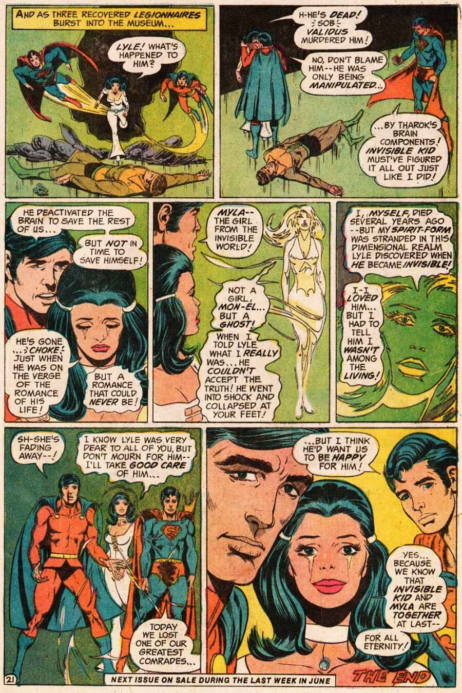 Superboy (1949) issue 203 - Page 22