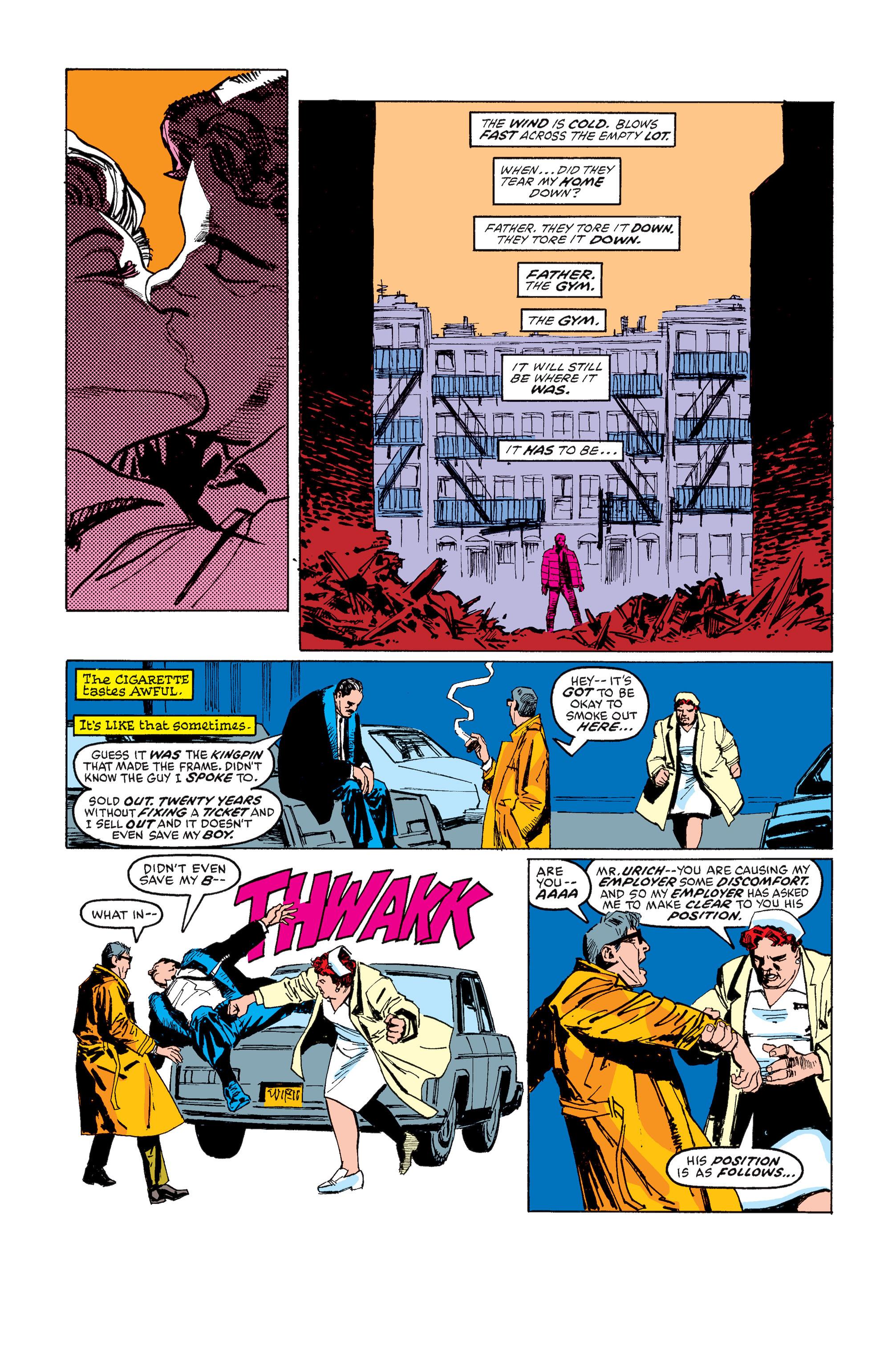 Read online Daredevil: Born Again comic -  Issue # Full - 94
