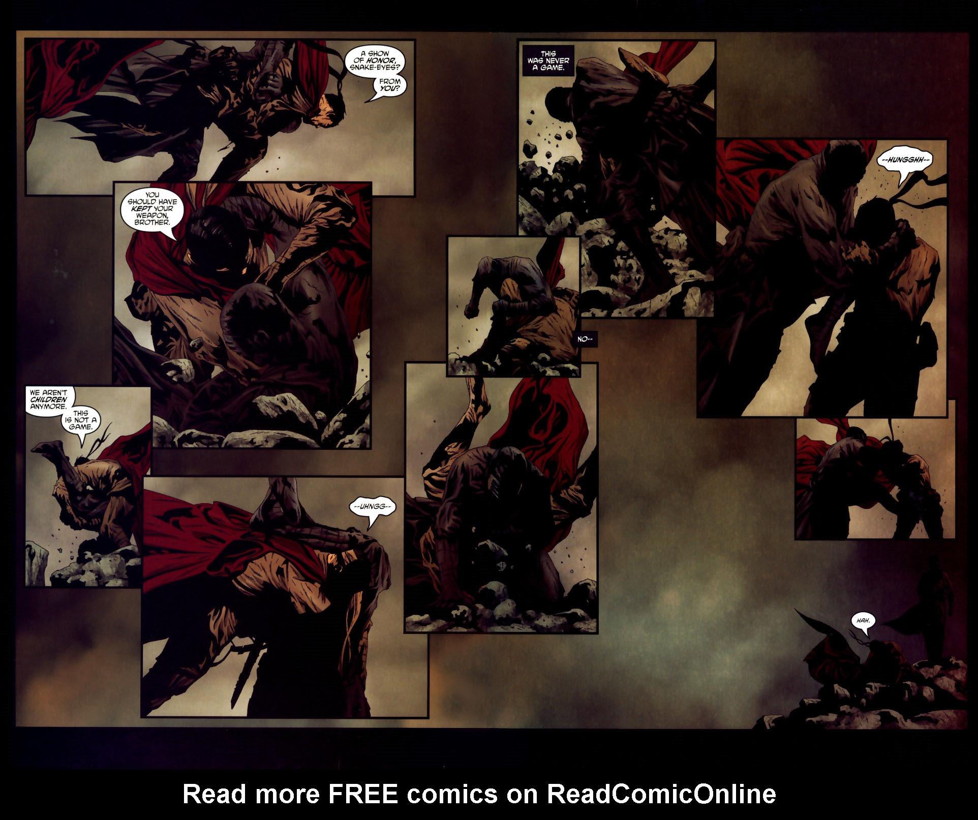 Read online Transformers/G.I. Joe comic -  Issue #3 - 15