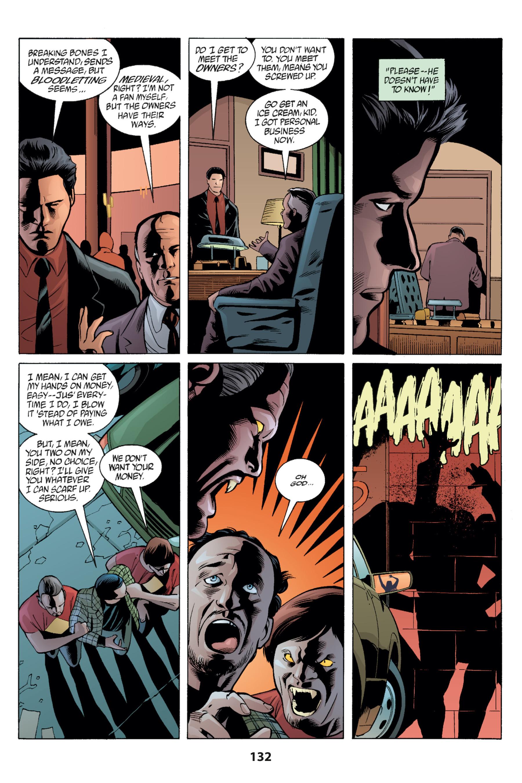 Read online Buffy the Vampire Slayer: Omnibus comic -  Issue # TPB 1 - 131