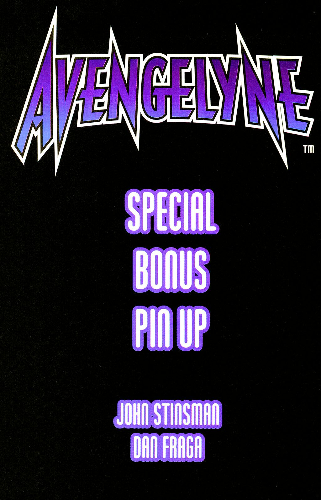 Read online Avengelyne (1999) comic -  Issue #Avengelyne (1999) Full - 24