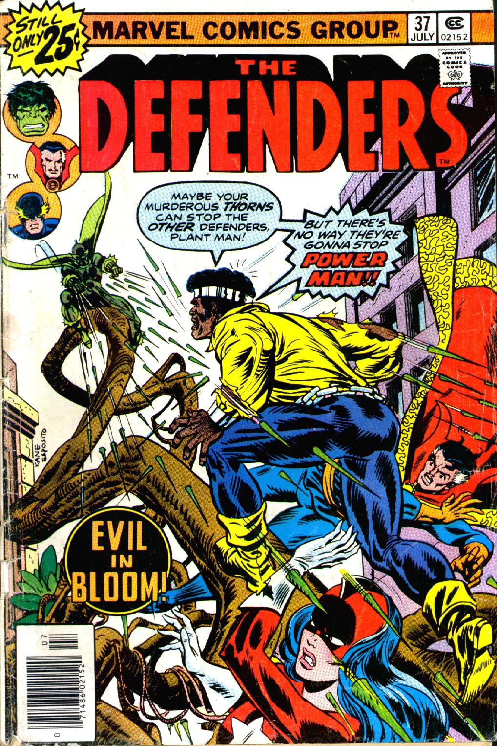 The Defenders (1972) 37 Page 1