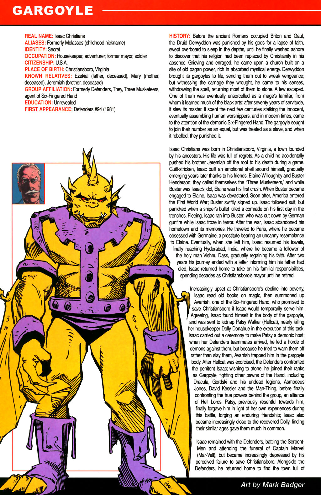 Read online All-New Official Handbook of the Marvel Universe A to Z comic -  Issue #4 - 54
