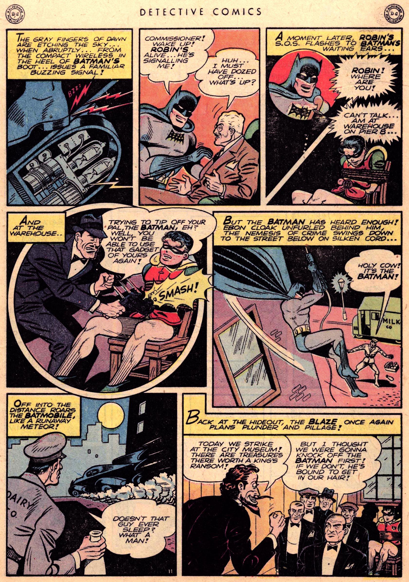 Read online Detective Comics (1937) comic -  Issue #95 - 13