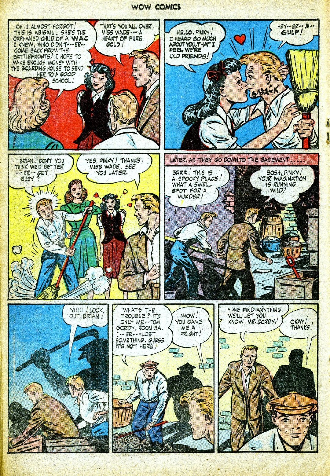 Wow Comics issue 57 - Page 26