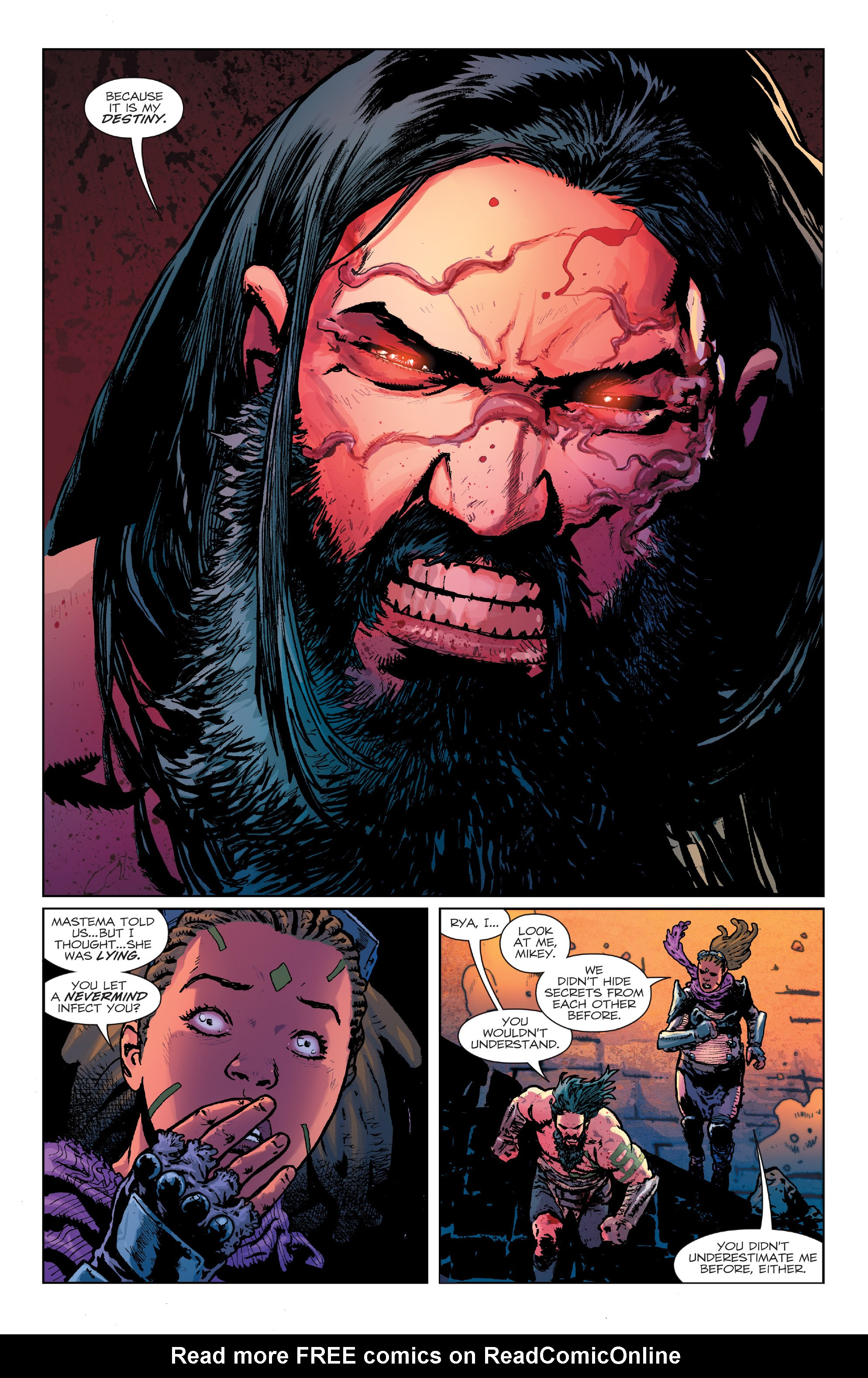 Read online Birthright (2014) comic -  Issue #24 - 7