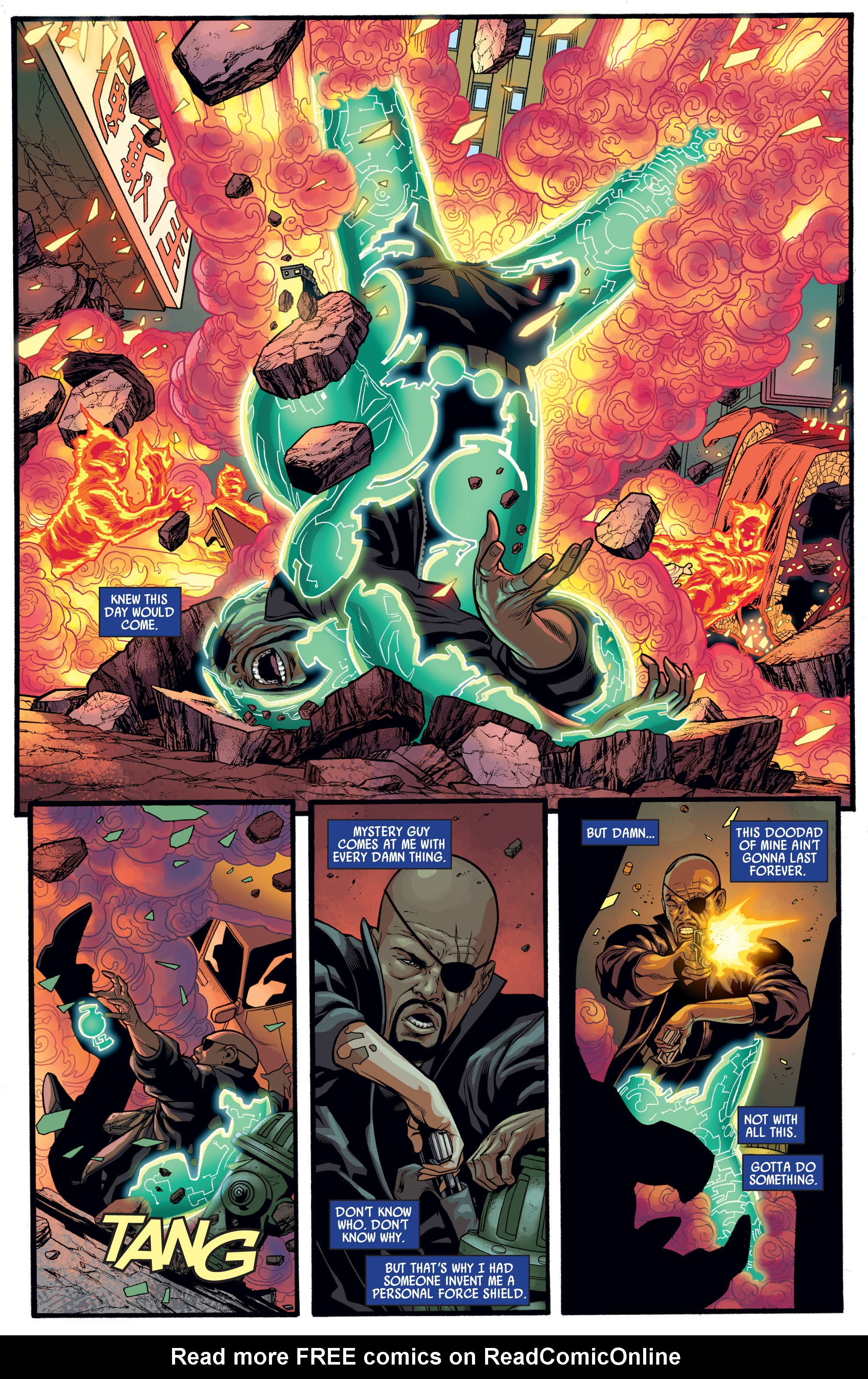 Read online Ultimate Comics Doomsday comic -  Issue # Full - 26