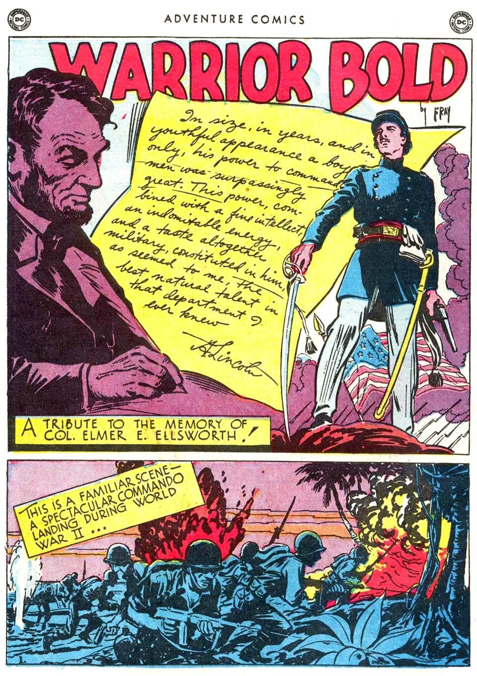 Read online Adventure Comics (1938) comic -  Issue #156 - 32