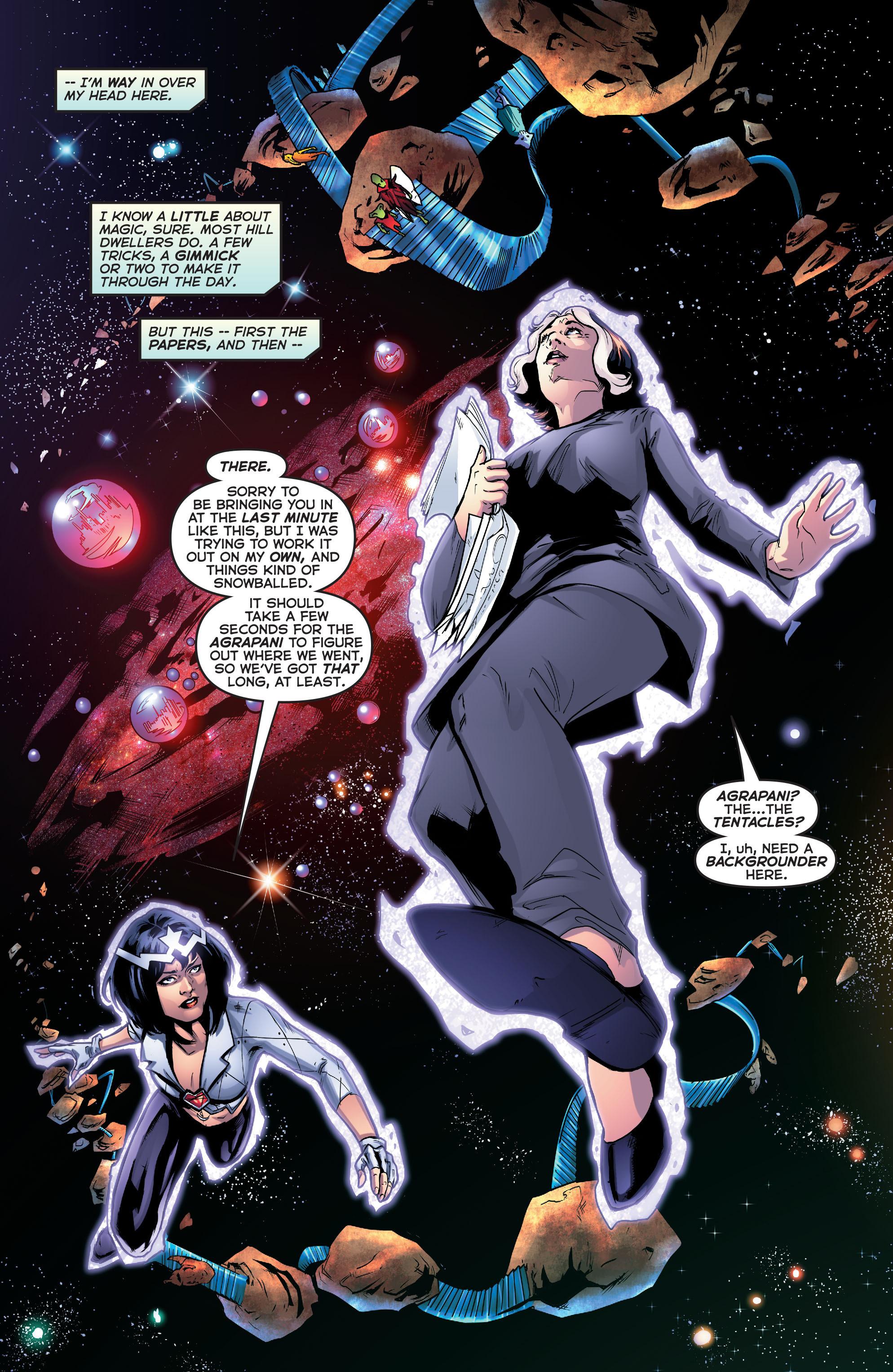 Read online Astro City comic -  Issue #40 - 9