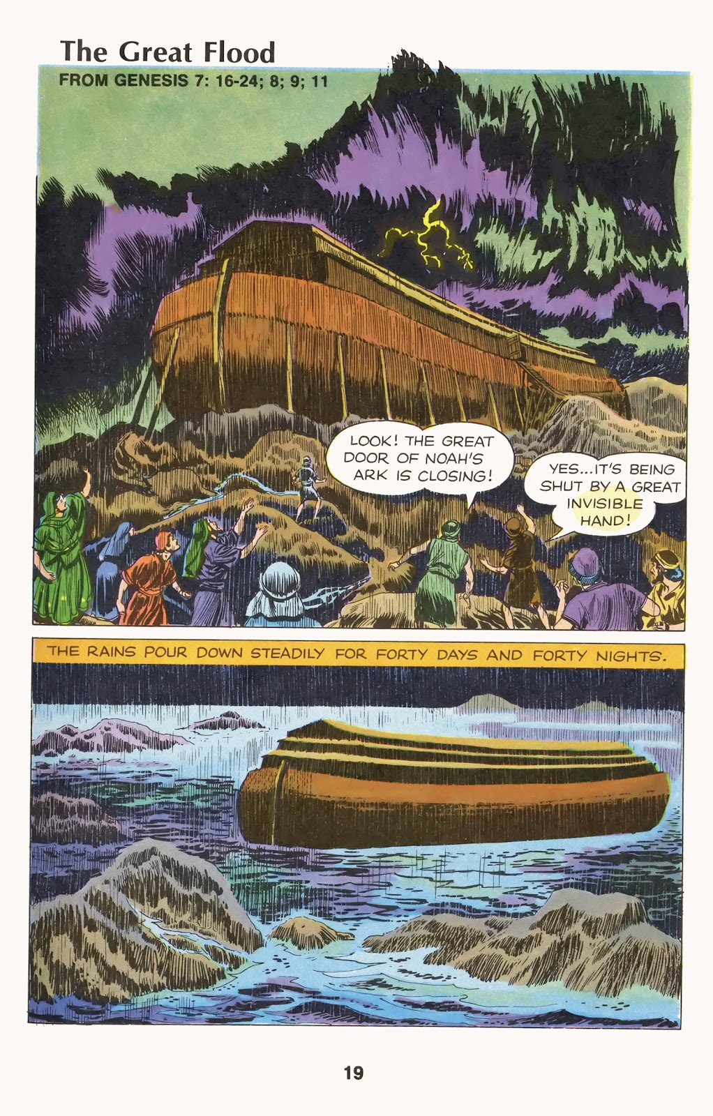 The Picture Bible issue TPB (Part 1) - Page 21
