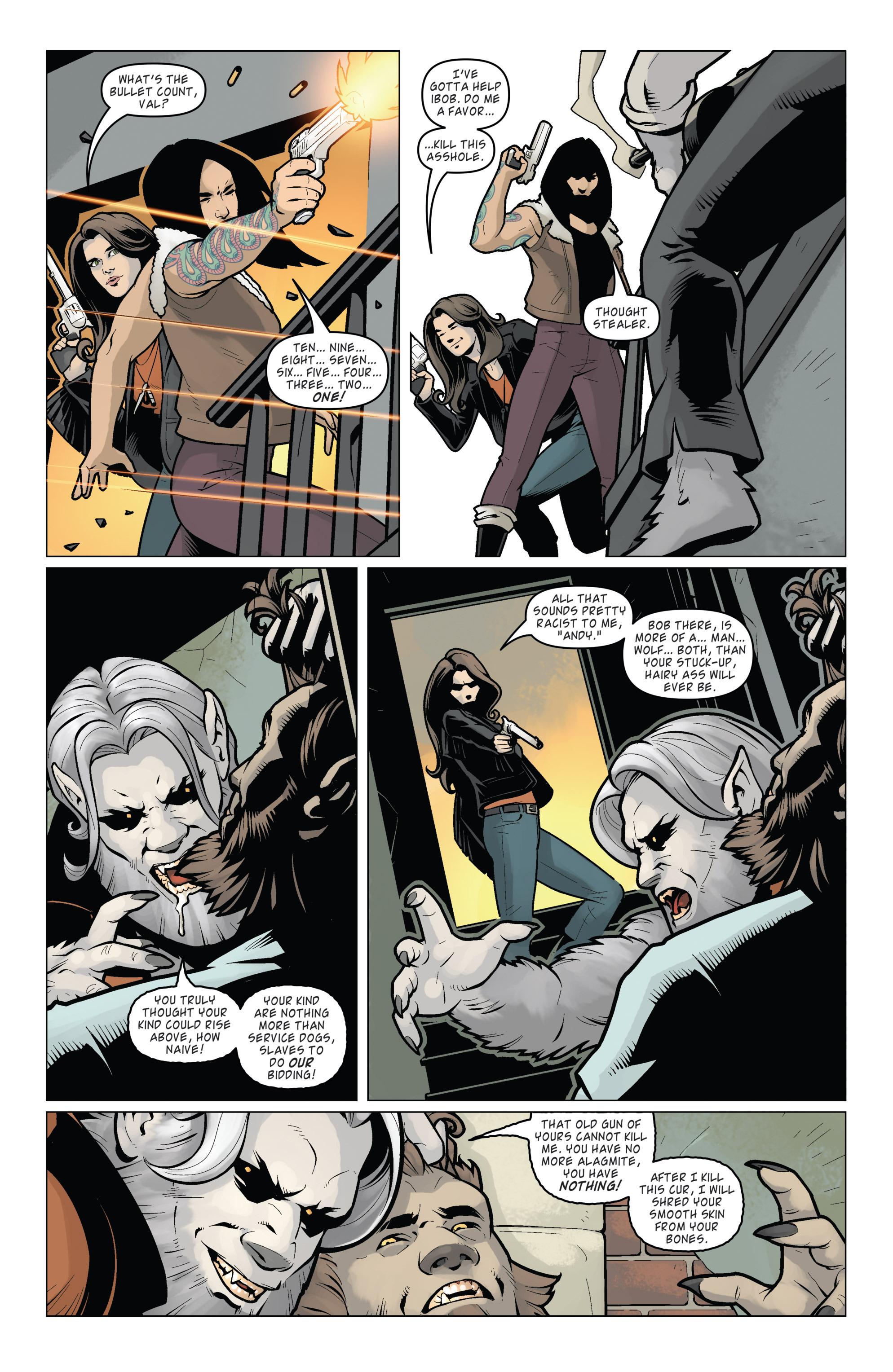 Read online Wynonna Earp (2016) comic -  Issue #8 - 19