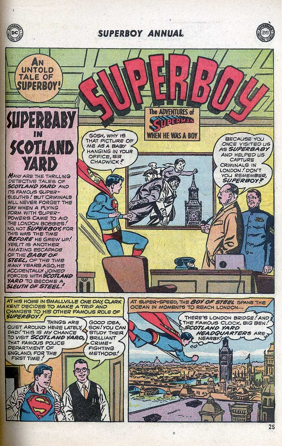 Superboy (1949) issue Annual 1 - Page 27