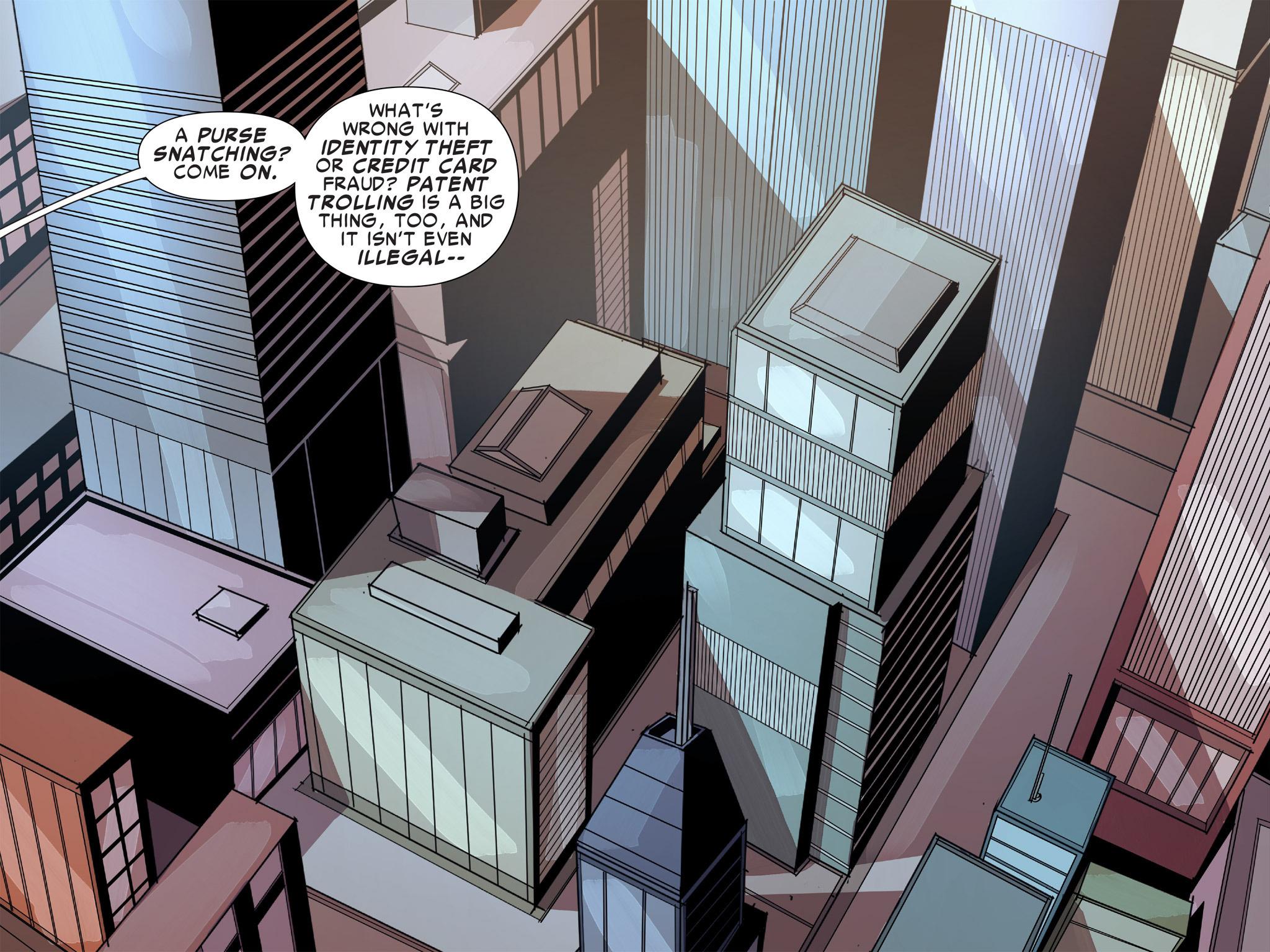 Read online Ultimate Spider-Man (Infinite Comics) (2016) comic -  Issue #8 - 2