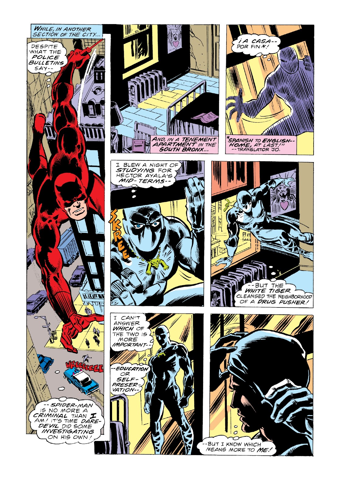 Read online Marvel Masterworks: The Spectacular Spider-Man comic -  Issue # TPB 2 (Part 2) - 100