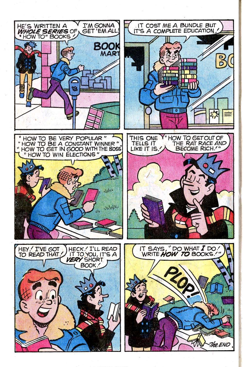 Read online Archie (1960) comic -  Issue #279 - 8