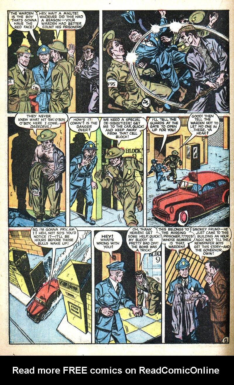 Daredevil (1941) issue 44 - Page 30