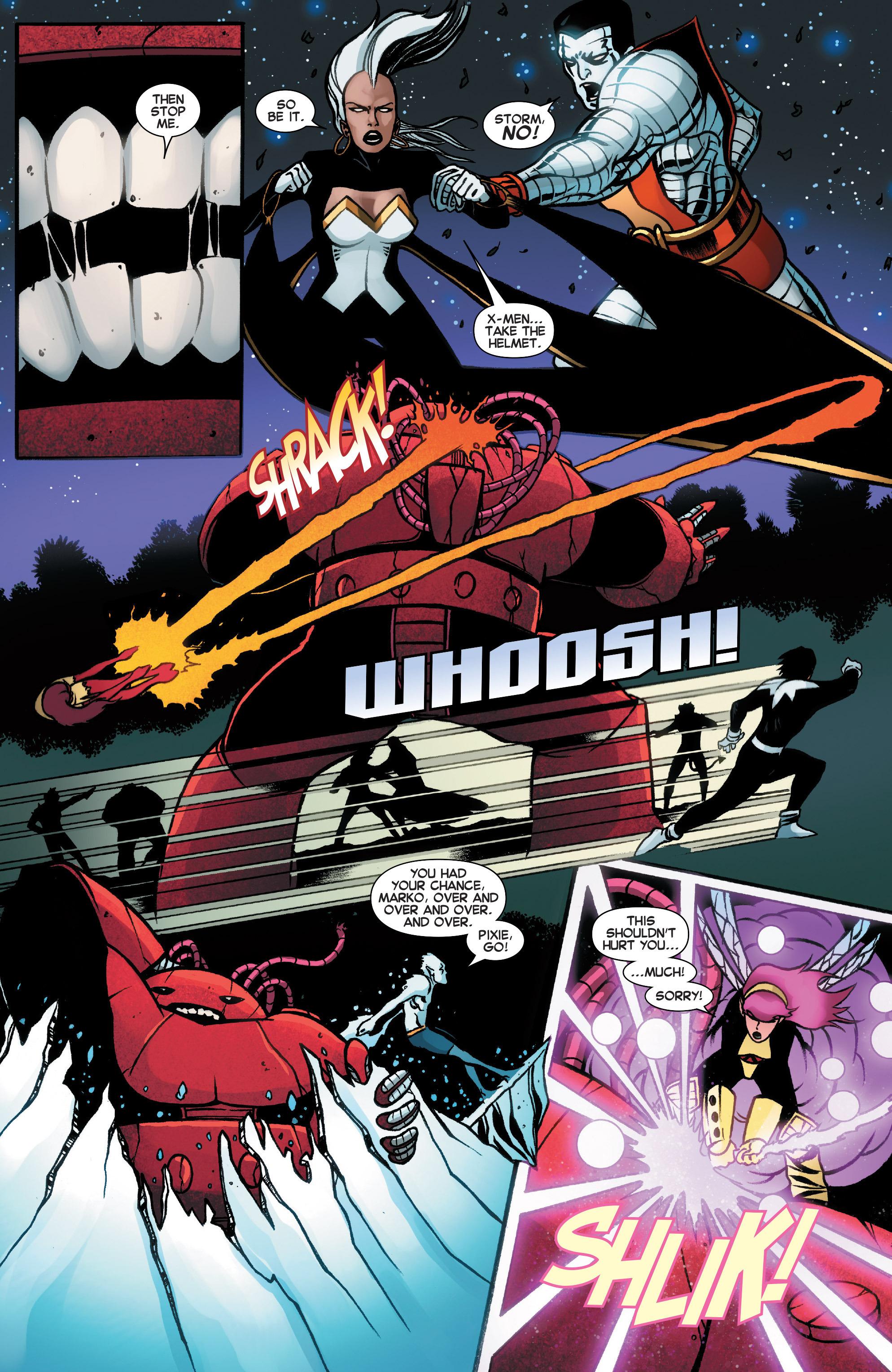 Read online Amazing X-Men (2014) comic -  Issue #19 - 10