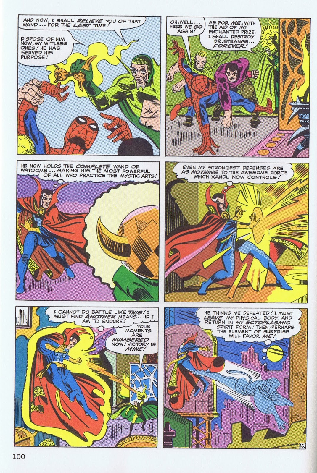 Doctor Strange: Master of the Mystic Arts issue TPB - Page 95