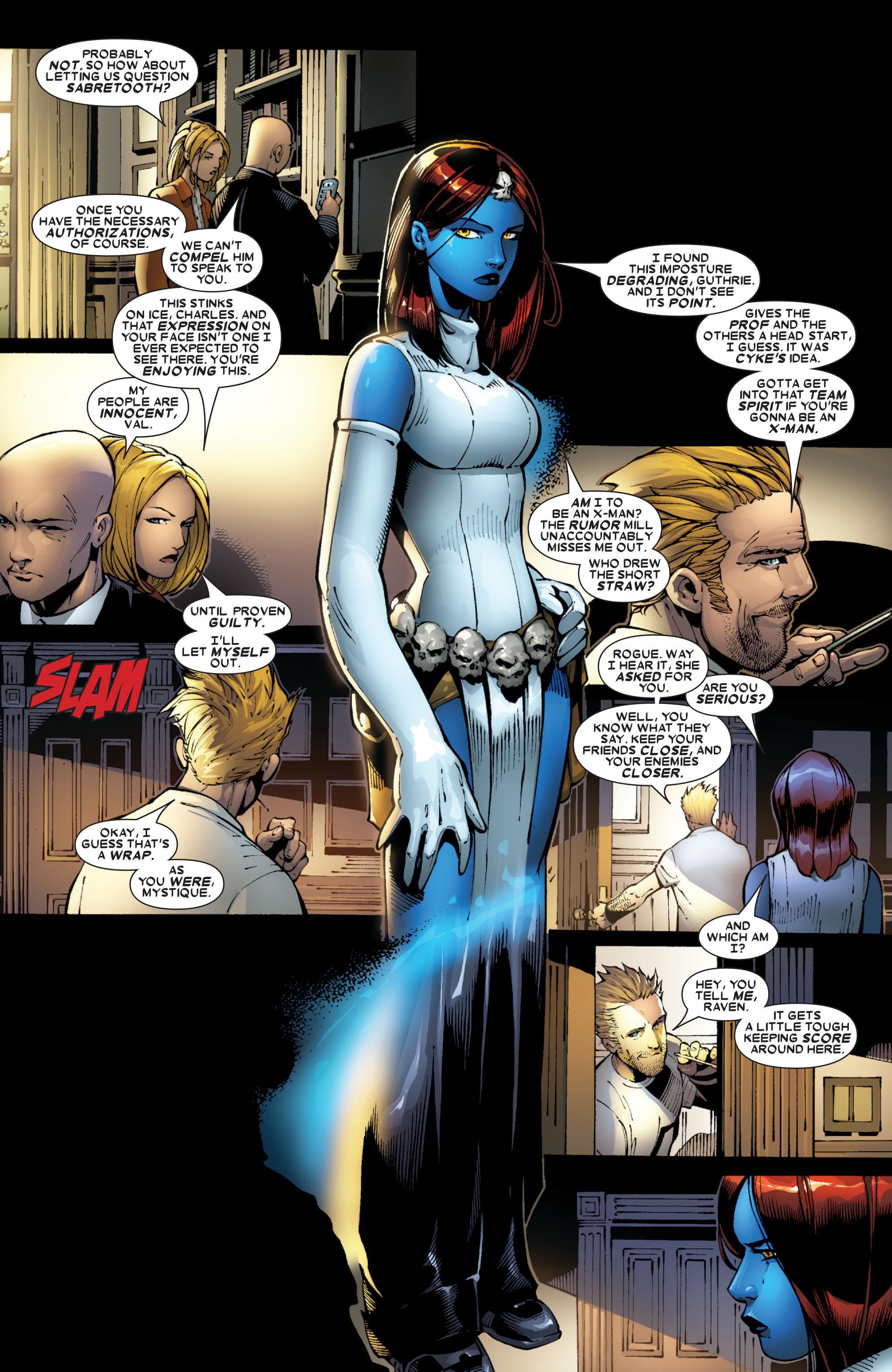 X-Men (1991) 189 Page 9