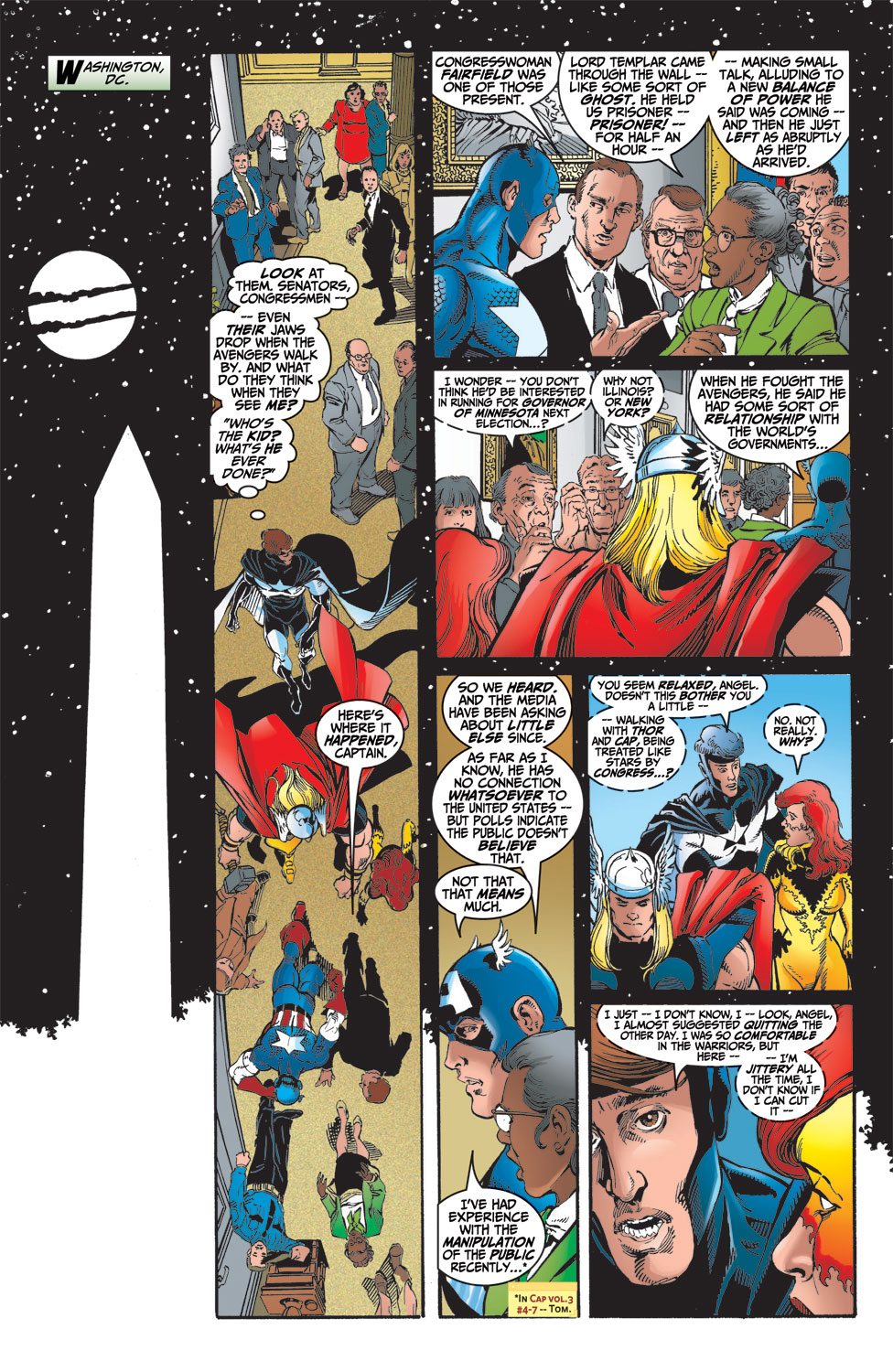 Read online Avengers (1998) comic -  Issue #14 - 13