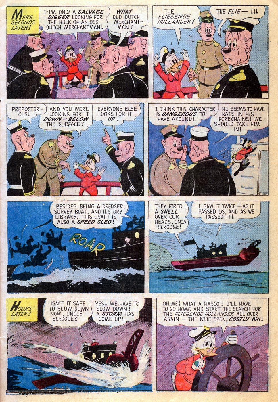 Read online Uncle Scrooge (1953) comic -  Issue #87 - 10