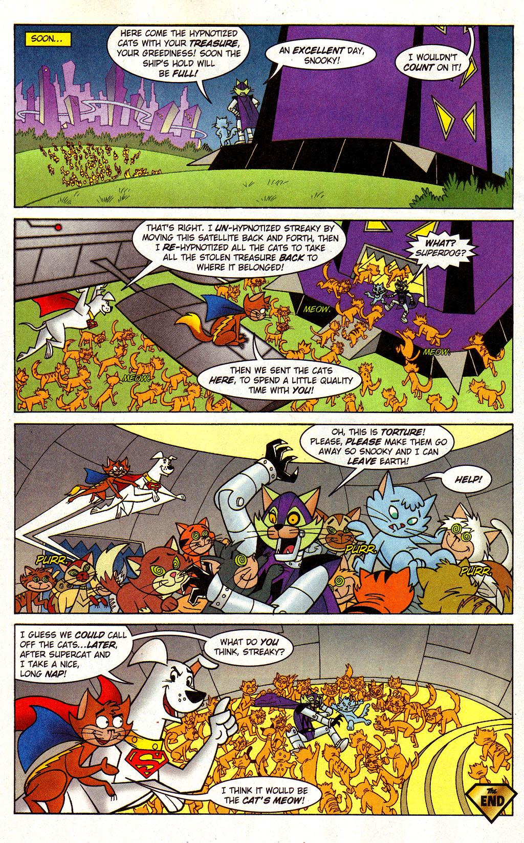 Read online Krypto the Superdog comic -  Issue #3 - 11