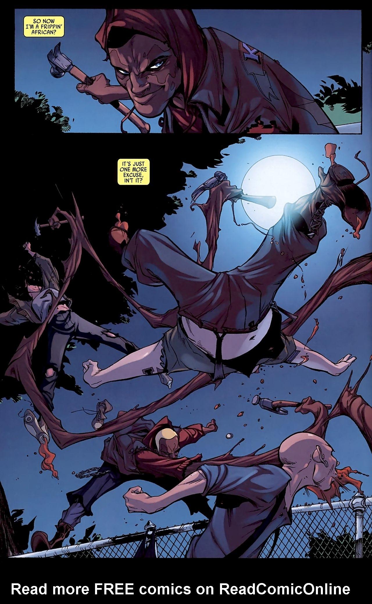 Read online Skrull Kill Krew (2009) comic -  Issue #3 - 13