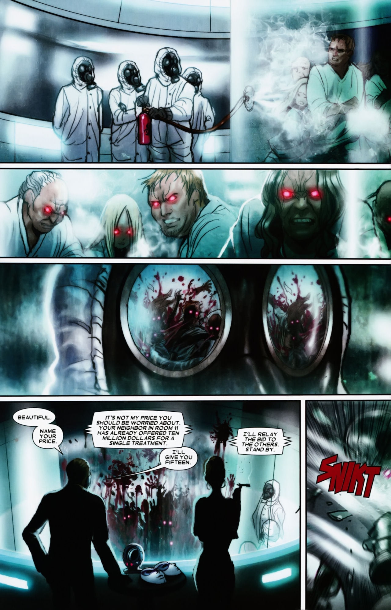 Read online X-23 (2010) comic -  Issue #11 - 16