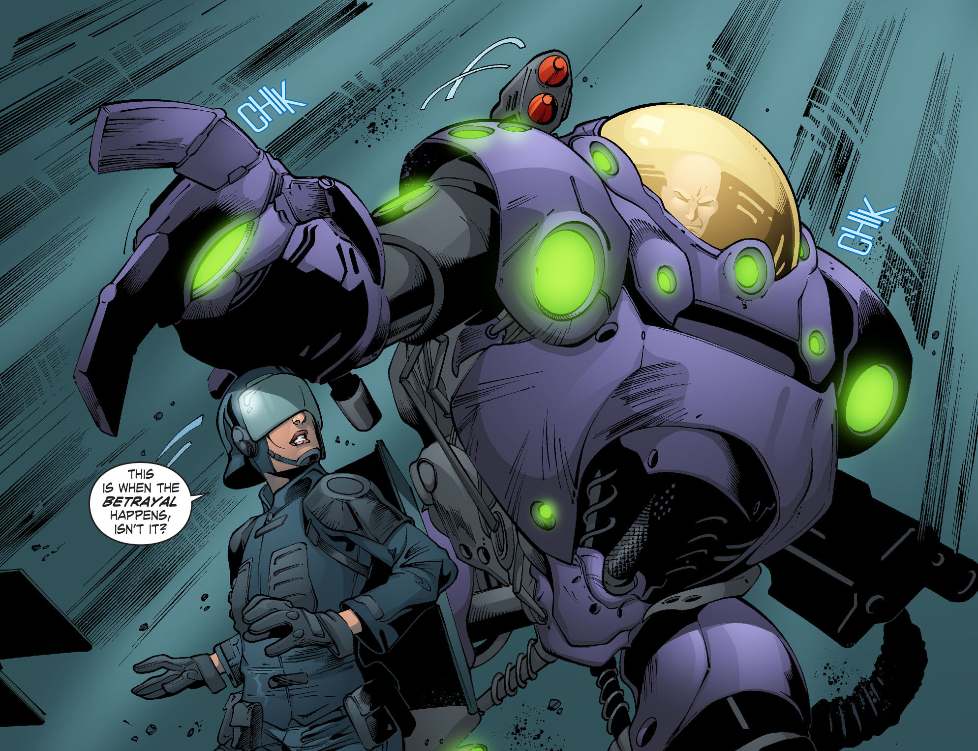 Read online Smallville: Continuity comic -  Issue #5 - 20