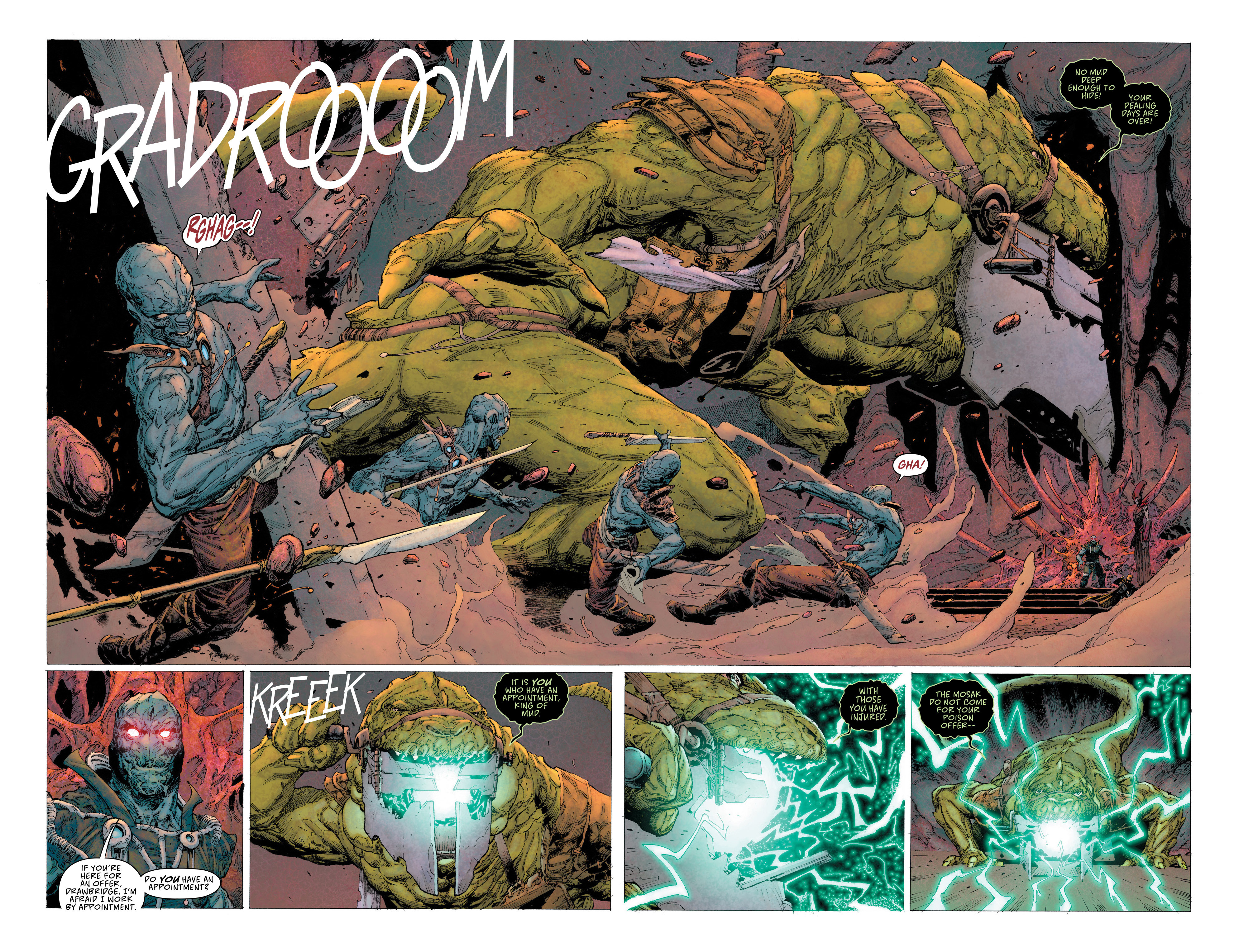 Read online Seven To Eternity comic -  Issue #2 - 16