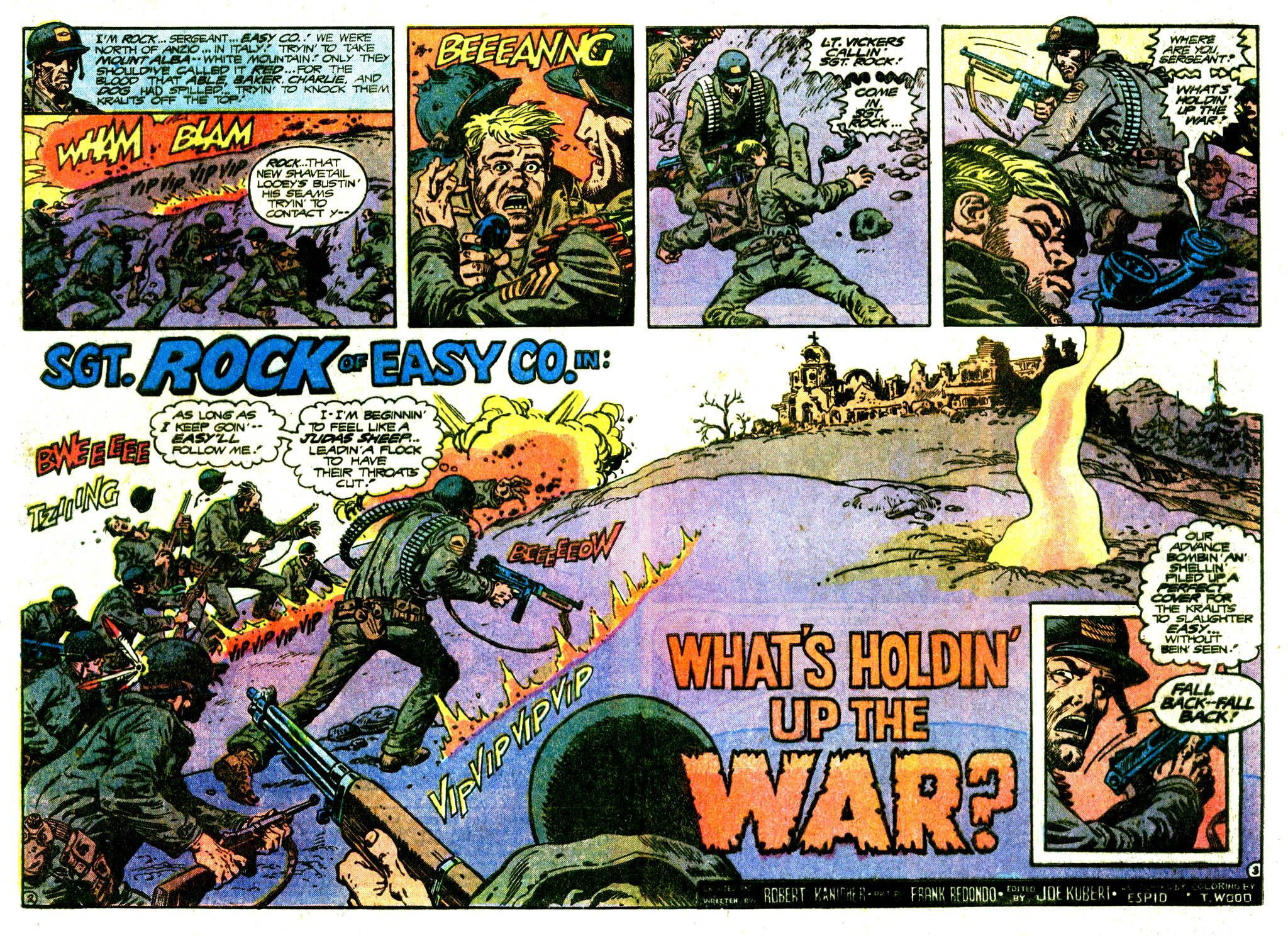 Read online Sgt. Rock comic -  Issue #334 - 4