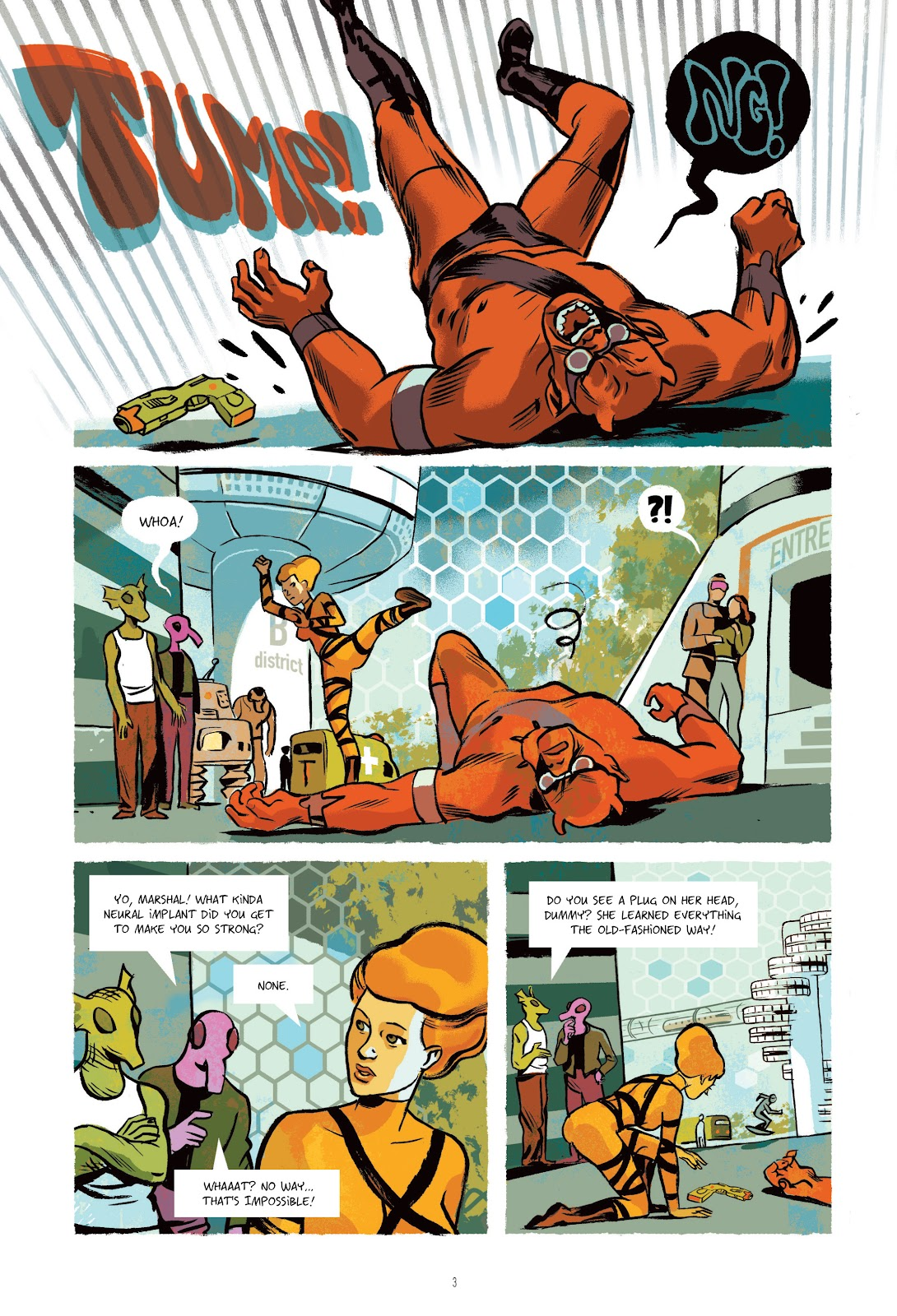 Read online Infinity 8 comic -  Issue # _TPB 3 - 5