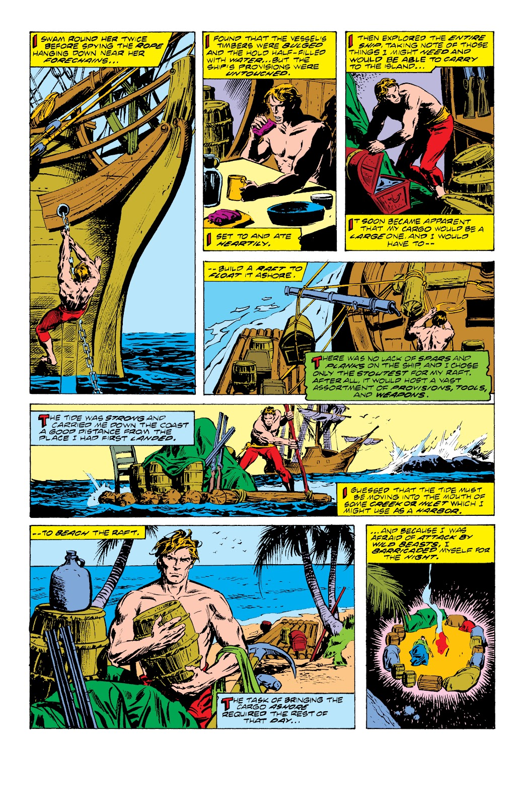Marvel Classics Comics Series Featuring issue 19 - Page 18