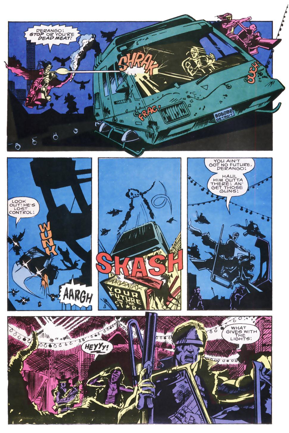 Read online Robocop (1990) comic -  Issue #8 - 17