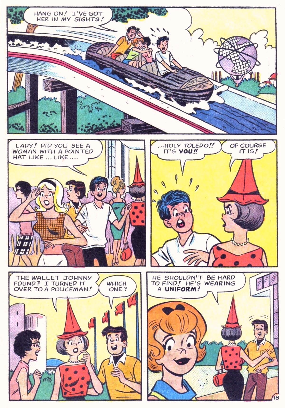 Read online She's Josie comic -  Issue #9 - 23