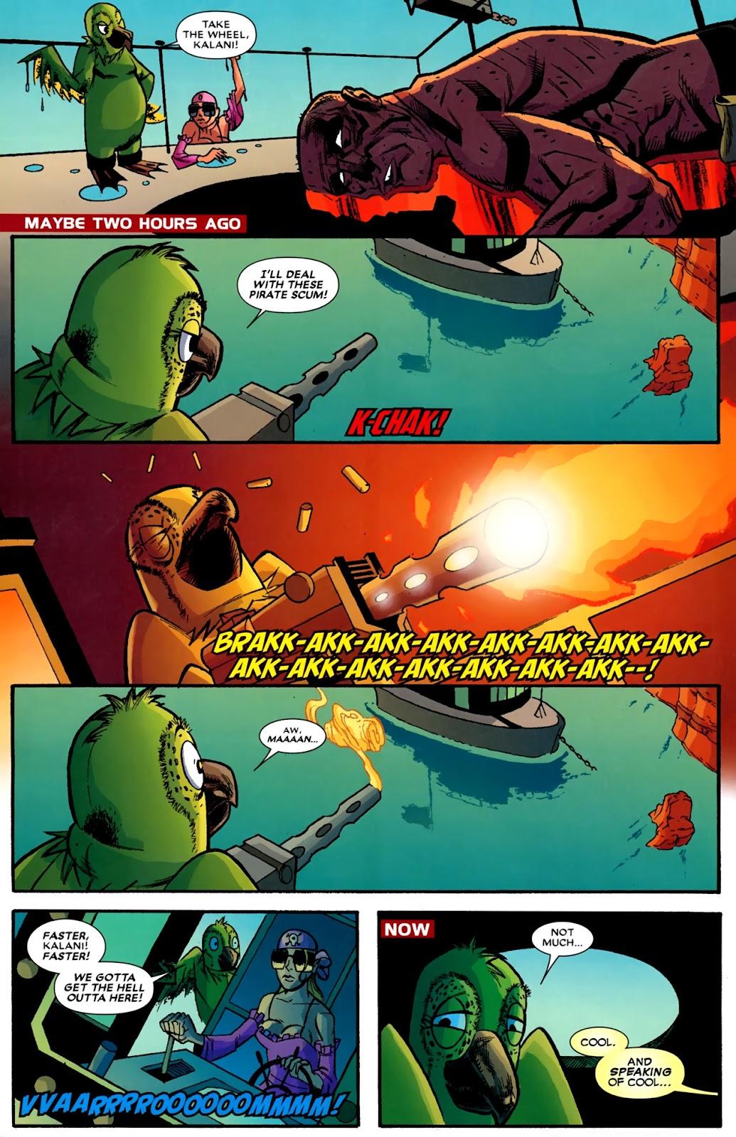 Read online Deadpool (2008) comic -  Issue #14 - 17