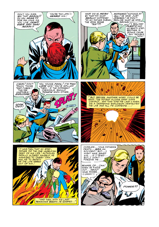 Uncanny X-Men (1963) 12 Page 8