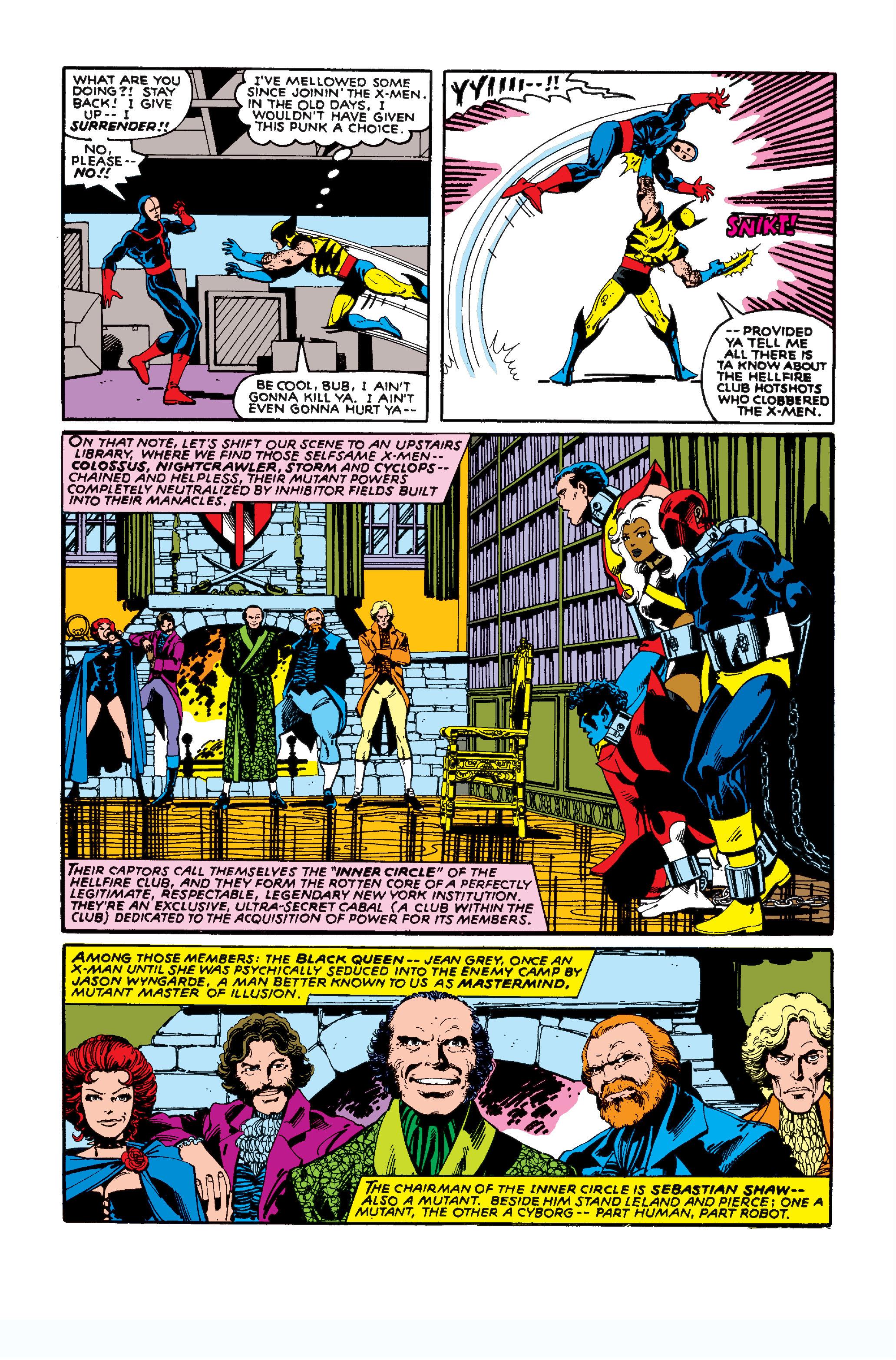 Read online Uncanny X-Men (1963) comic -  Issue #133 - 6