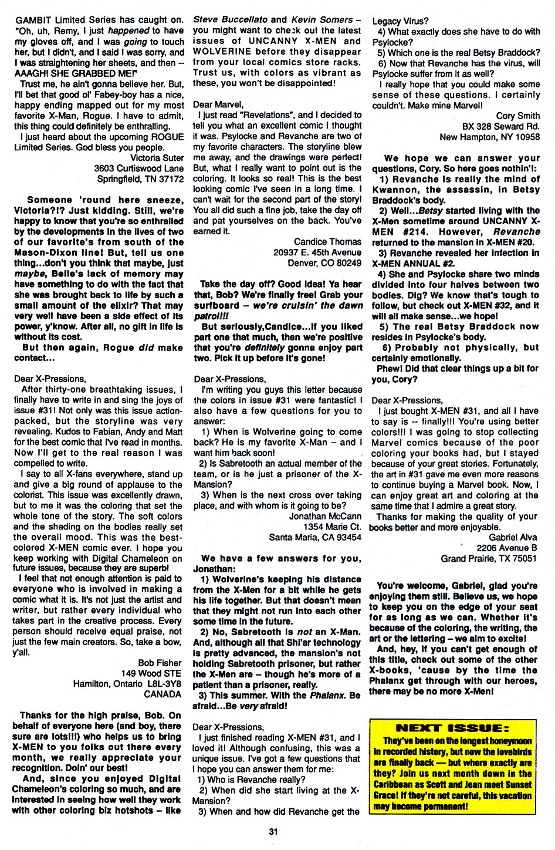 X-Men (1991) 34 Page 21