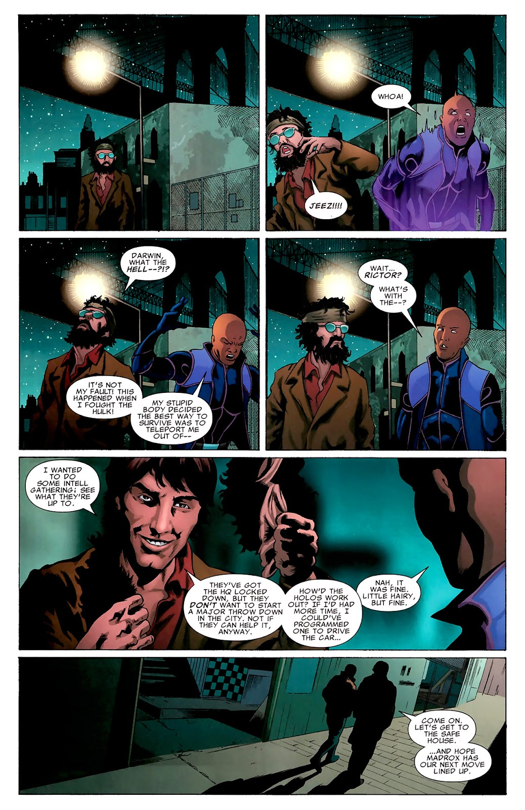 Read online X-Men: Second Coming Revelations comic -  Issue # TPB (Part 2) - 88