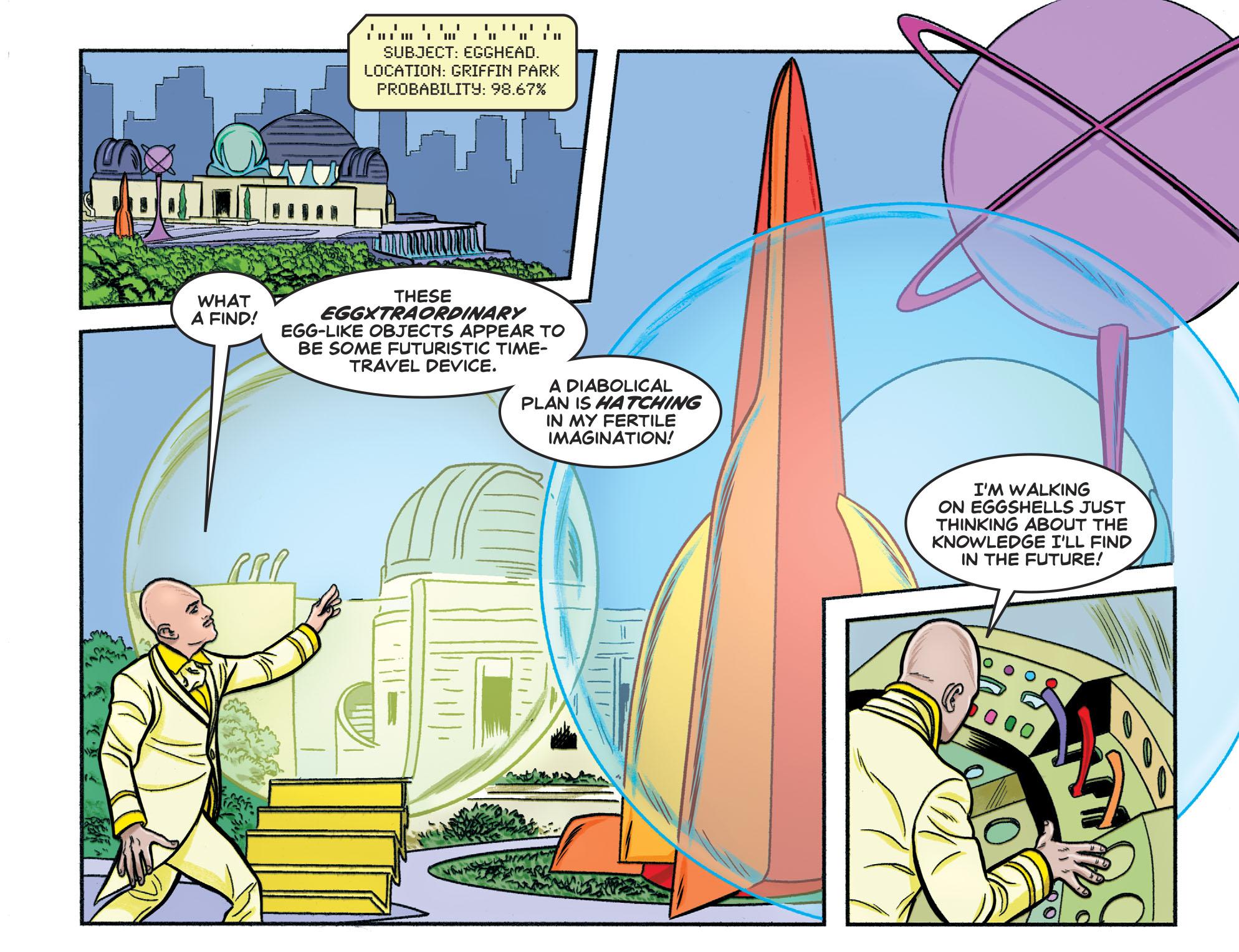 Read online Batman '66 Meets the Legion of Super-Heroes comic -  Issue #1 - 8