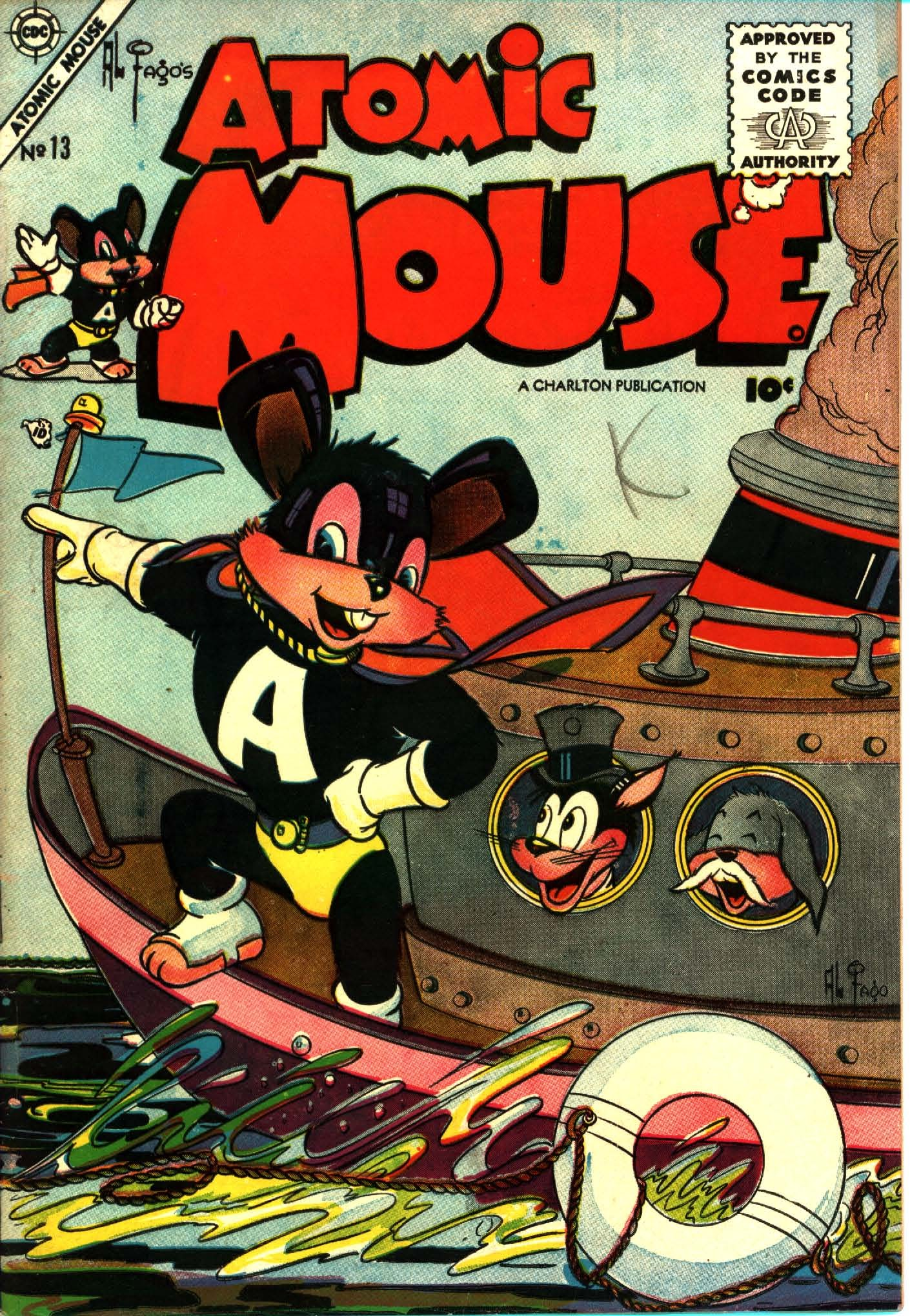 Atomic Mouse 13 Page 1