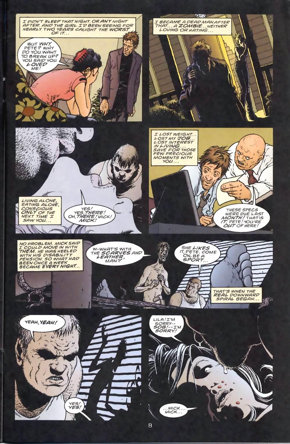 Read online Flinch comic -  Issue #12 - 9